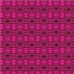 Pink and Brown Elegant Pattern