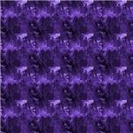 Purple Brushed Metal Effect