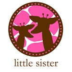 giraffe little sister