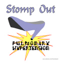PULMONARY HYPERTENSION AWARENESS TEES AND GIFTS