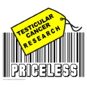 TESTICULAR CANCER CAUSE T-SHIRTS AND GIFTS