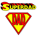 SUPER DAD T-SHIRTS AND GIFTS
