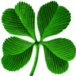 St Patricks Day 4 Leaf Clover