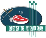 Dad's Grill T-shirt & gifts