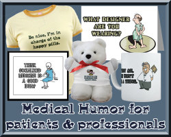 Medical T-shirts & Get Well Gifts