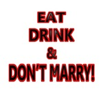 Humorous anti-marriage gifts