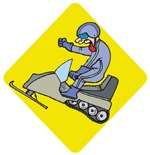 Funny Snowmobile T-shirts & Gifts
