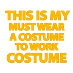 Funny Halloween Work Costumes & Gifts