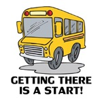 T-shirts & Gifts for School Bus Drivers