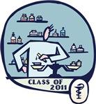 2011 PharmD Graduation Gifts & T-shirts