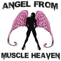 Angel from muscle heaven