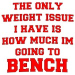 Only Issue - bench