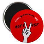 ACTIVIST BUTTONS & MAGNETS