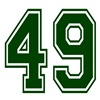 49 GREEN