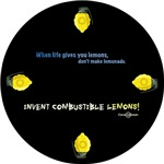 Time to Make Combustible Lemons