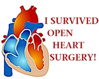 I Survived Heart Surgery!