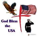 God Bless the USA