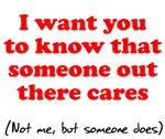 Someone Out There Cares