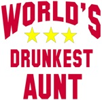 World's Drunkest Aunt