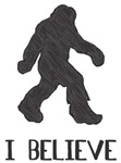 Bigfoot I Believe