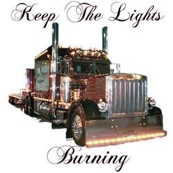 Keep The Lights Burning