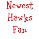 Newest Hawks Fan