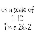i'm a 26.2