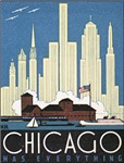 Vintage Travel Posters and Postcards