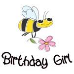 Birthday Girl Bee