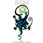Abak - Character Display Piece