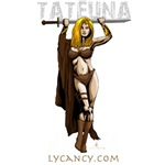 Tateuna - Character Display Piece