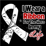 Ribbon Hero in My Life Retinoblastoma Shirts