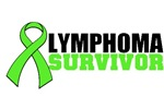 Lymphoma Survivor Ribbon Shirts & Gifts