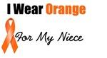 I Wear Orange For My Niece