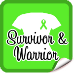 Lymphoma Survivor T-Shirts & Warrior Gifts