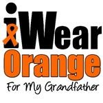 I Wear Orange For My Grandfather T-Shirts
