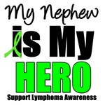 My Nephew is My Hero Lymphoma T-Shirts & Gifts