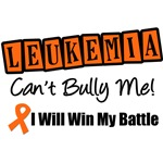 Leukemia Can't Bully Me T-Shirts & Gifts