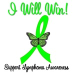 Lymphoma I Will Win T-Shirts & Gifts