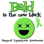 Bald is The New Black Lymphoma T-Shirts & Gifts