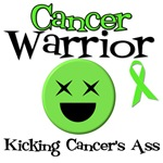Cancer Warrior Kicking Cancer's Ass T-Shirts