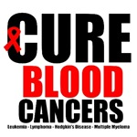 Cure Blood Cancer T-Shirts, Apparel & Gifts
