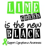 Lime Green is The New Black Lymphoma Awareness