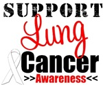 Support Lung Cancer Awareness Shirts & Gifts