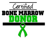 Certified Bone Marrow Donor Shirts & Gifts