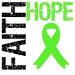 Faith Hope Lymphoma Shirts & Gifts