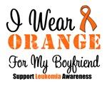 I Wear Orange For My Boyfriend Grunge Shirts
