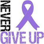Hodgkin's Lymphoma Never Give Up Shirts