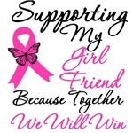 Breast Cancer Support (Girlfriend) Shirts & Gifts
