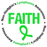 Non-Hodgkin's Lymphoma Faith Shirts & Gifts